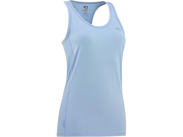 Kari Traa Nora - Camisa sin mangas Mujer - azul